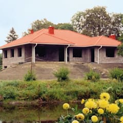Keramzyt bloczki:  Häuser von Leca