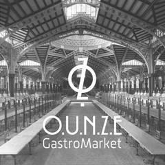 OUNCE Gastro Market: Locales gastronómicos de estilo  de Muka Design Lab