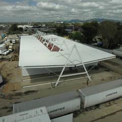Projekty,  Dach zaprojektowane przez Eduardo Gutiérrez Taller de Arquitectura