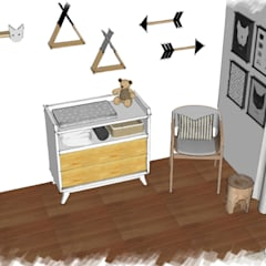 Baby room by JACH