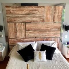Dormitorio Principal - Remodelacion y Diseño Interior: Dormitorios de estilo  por EPG  Studio