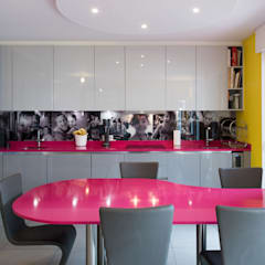 St. Germain | Kitchen: Cucina attrezzata in stile  di GD Arredamenti