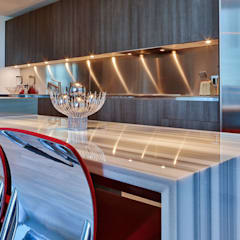 Built-in kitchens by GD Arredamenti, Eclectic Chipboard