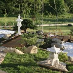 Jardines Japoneses -- Estudio de Paisajismoが手掛けた枯山水