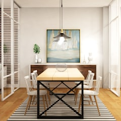 Dining room by Klausroom