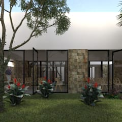 Front yard by EMERGENTE | Arquitectura