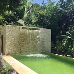 Bể bơi by axg arquitectos