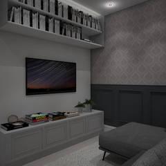 Electronics by Laís Galvez Arquitetura e Interiores