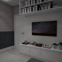 Laís Galvez Arquitetura e Interiores:  tarz Elektronik Ürünler