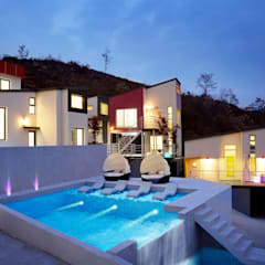 The Secret Pool Villa Resort 북한강(가평) Type Day Dream②: IAMDESIGN.의  호텔