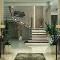 Stairs by بازار للتصميم الداخلي, Classic