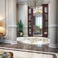 :  Corridor & hallway by بازار للتصميم الداخلي