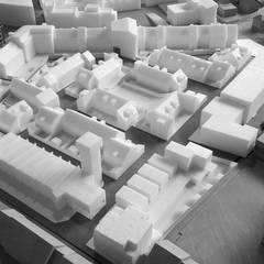 woningbouw Lindenkruis, Maastricht:  Eengezinswoning door Verheij Architecten