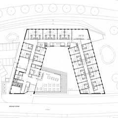 Verpleeghuis Klein Gulpen, Gulpen:  Gezondheidscentra door Verheij Architecten