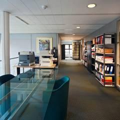 Kantoorgebouw Leidenlaan, Randwyck Maastricht:  Kantoorgebouwen door Verheij Architecten