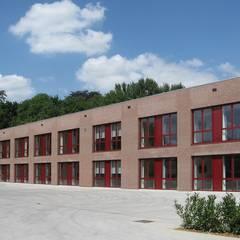 Verbouwing en uitbreiding Verpleeghuis, Maastricht:  Gezondheidscentra door Verheij Architecten