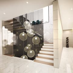 Stairs by Dessiner Interior Architectural