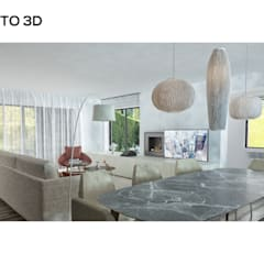 Projeto: Salas de estar  por MY STUDIO HOME - Design de Interiores