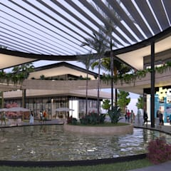 Shopping Centres by EMERGENTE | Arquitectura