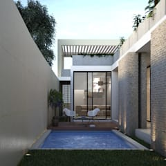 استخر by EMERGENTE | Arquitectura