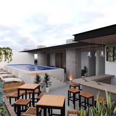 EMERGENTE | Arquitectura:  tarz Teras