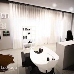 Spas industriais por Andreia Louraço - Designer de Interiores (Contacto: atelier.andreialouraco@gmail.com)