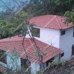Rumah prefabrikasi by Prefabricados Hacer Vivir