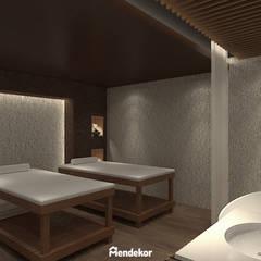 NEST Reflexology & Spa:  Ruang Komersial by Mendekor