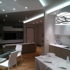 Salon moderne par Studio ARCH+D Moderne