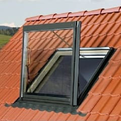 Fakro Çatı Penceresi – Standart Fakro Çatı Pencereleri Nerelerde Kullanılır?:  tarz Dükkânlar
