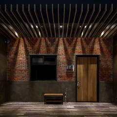 Living room by 漢玥室內設計