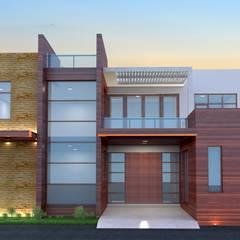Bhupendra residence:  Villas by S. KALA ARCHITECTS