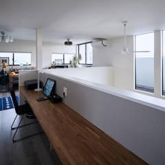 都市に住まう大家族の家都市に住まう大家族の家: 一級建築士事務所 株式会社KADeLが手掛けた子供部屋です。