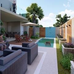 Pool von Caio Pelisson - Arquitetura e Design