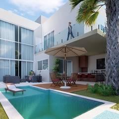 Kolam Renang by Caio Pelisson - Arquitetura e Design