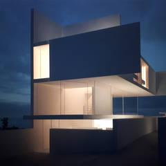 วิลล่า by Rui Vieira Oliveira Arquitecto
