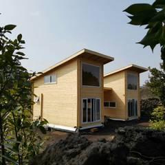 skandinavische Häuser von 프리홈 인터내셔널