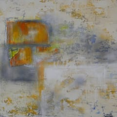 Abstract Painting:  Walls by KLA contemporary art