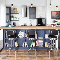 Cucina in stile in stile Industriale di homify