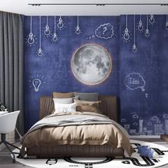 UI001: Детские спальни в . Автор – U-Style design studio