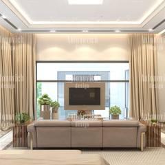 Bedroom by Luxury Antonovich Design, Modern