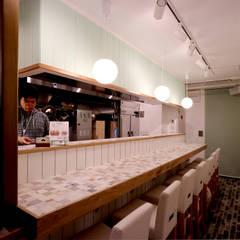 そこにいることの感性1: designista-s (デザイニスタ エス)が手掛けたレストランです。