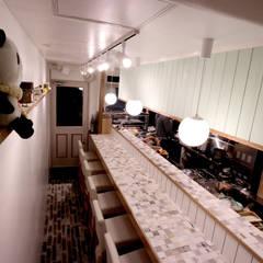 そこにいることの感性2: designista-s (デザイニスタ エス)が手掛けたレストランです。