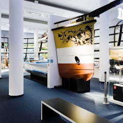 Museums by Marius Schreyer Design