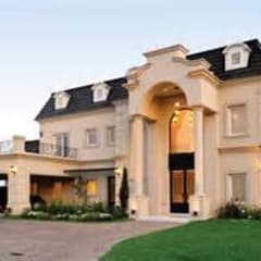 proyecto residencia monterrey: Casas unifamiliares de estilo  por JLPROYECTOS