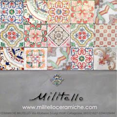 Floors by  Ceramiche Militello