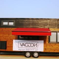 VAGOON HOUSE – VAGOON #1:  tarz Oteller