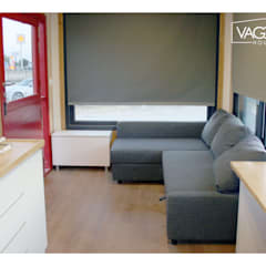VAGOON HOUSE – VAGOON #2:  tarz Bungalov