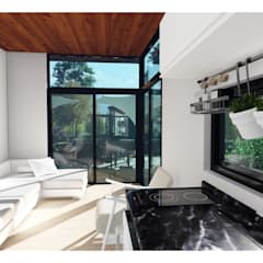 Prefabricated home by VAGOON HOUSE