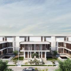 LDP Mimarlık Ltd.Şti. – Diyar Evi:  tarz Villa